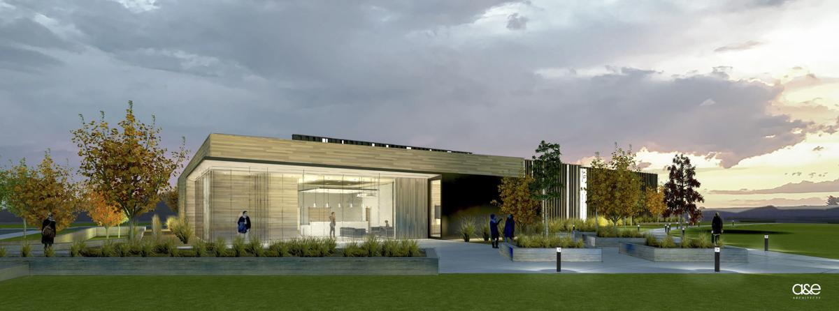 Innovation Campus, Tech Park RENDERING