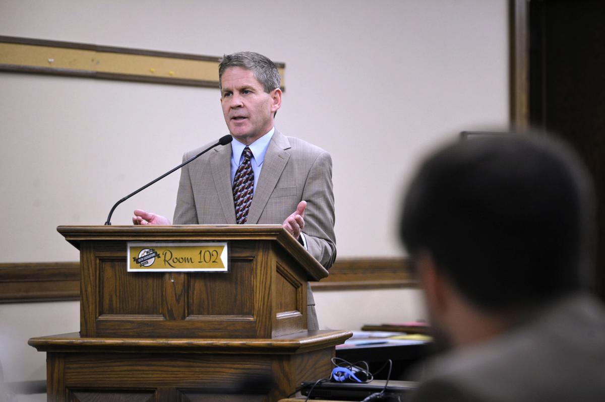 Election 2020 Montana Governor
