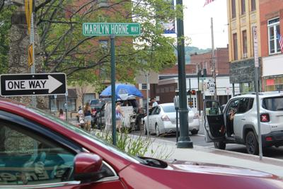 Businessman gathering support for street name change