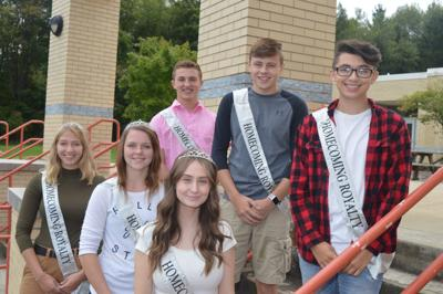 Homecoming royalty announced in Smethport