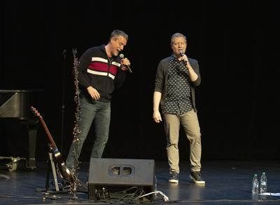 'Acoustically Speaking' takes Bromeley Theater stage on Saturday