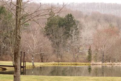 Derrick City pond