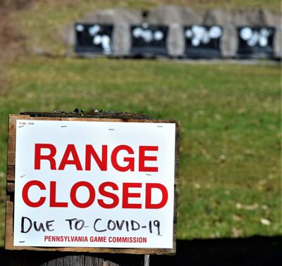 PGC shooting ranges closed; others remain open