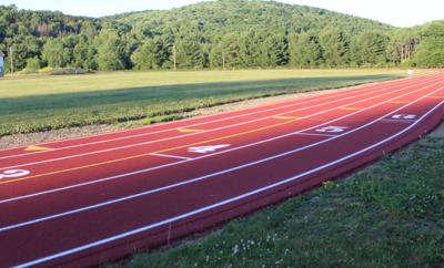 Oswayo Valley Track