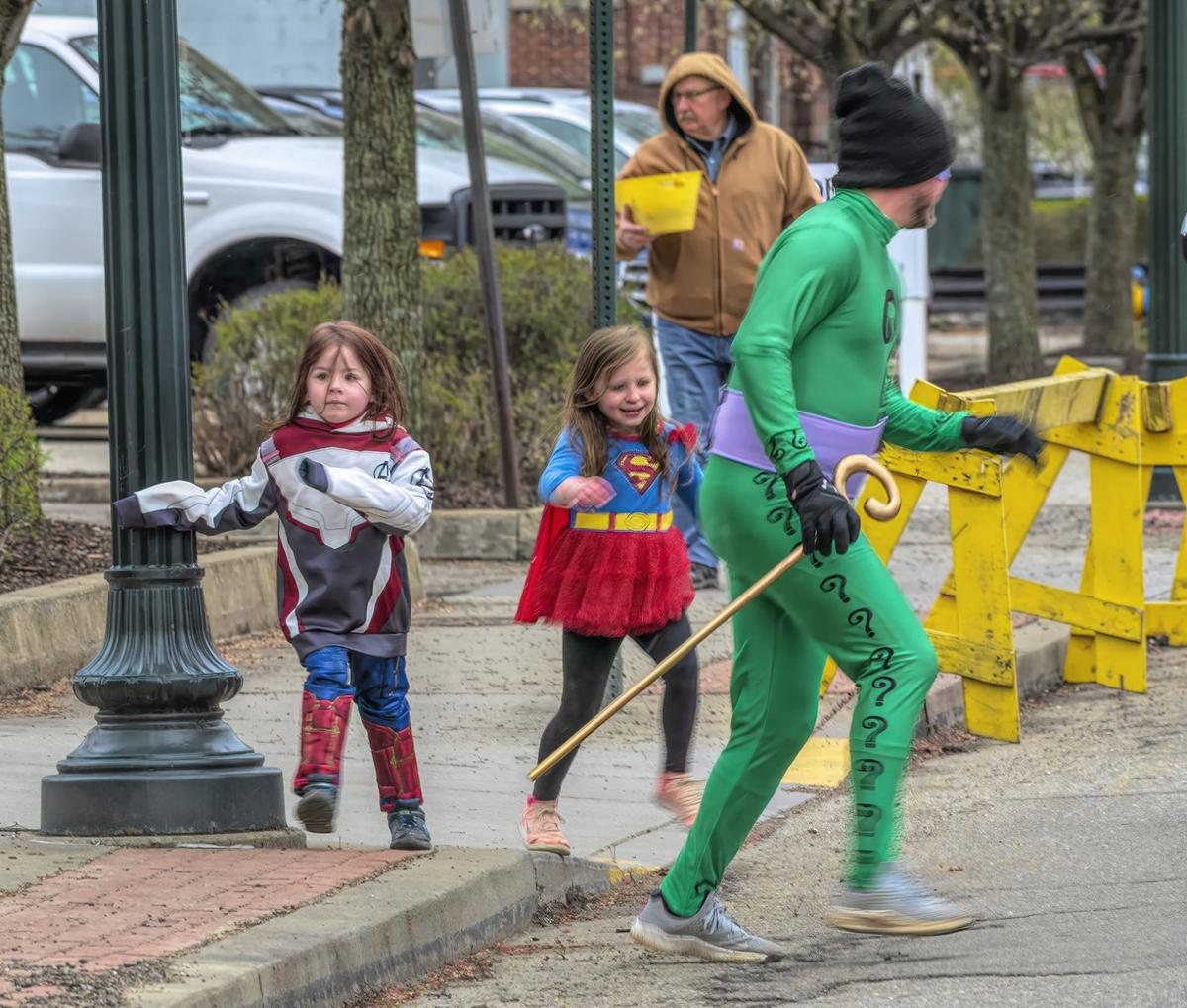 CASA of McKean County Superhero 5K and Kids Fun Run