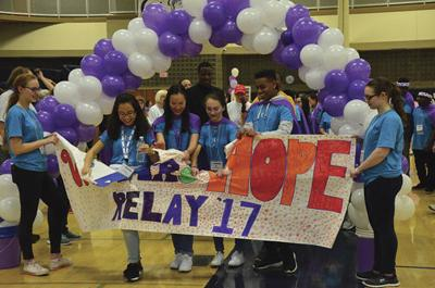 RA Relay for Life