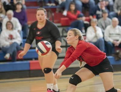 Bradford volleyball bows to DuBois in Class AAA final