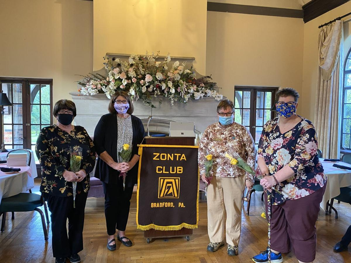 Zonta Club makes the best of meeting during pandemic | Local