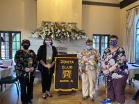 Zonta Bradford Pa Christmas 2020 Zonta Club makes the best of meeting during pandemic | Local