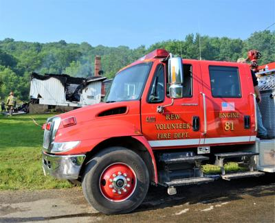 Smethport man dies in Bordell Road house fire