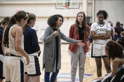 Owens eager to 'give back' and build UPB women's basketball program