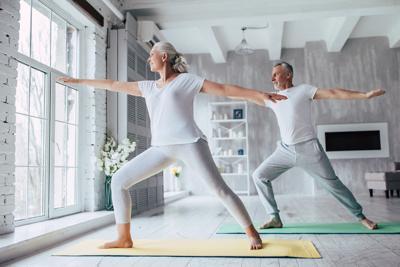 Q4 Seniors Fitness