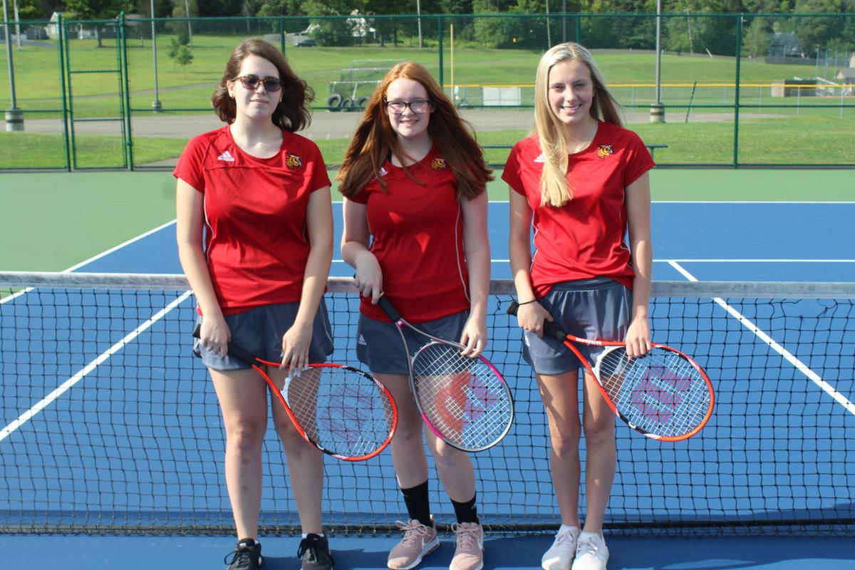 BAHS girls tennis eager to return to home court in '19