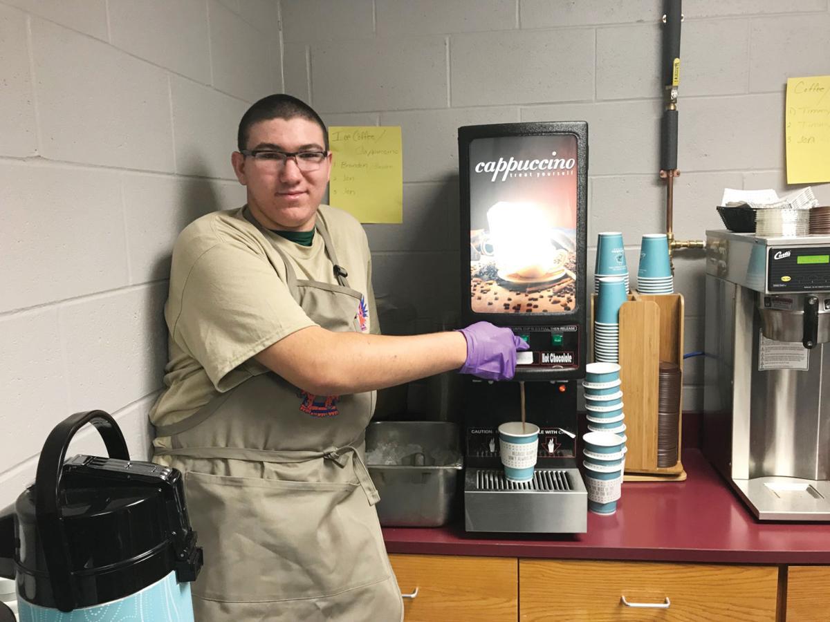 AI Coffee Shop