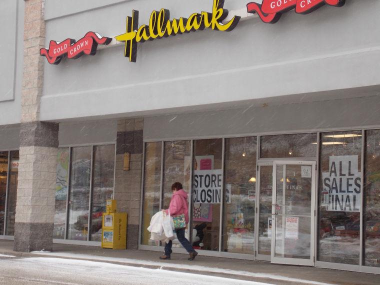 Tinas Hallmark Store In Bradford Closing News Bradforderacom - Free invoice templates pdf hallmark store online
