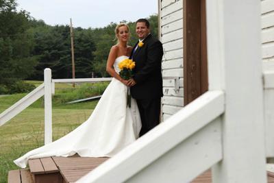 Magnetti wedding