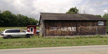 Lenny's auto palace