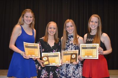 Smethport awards