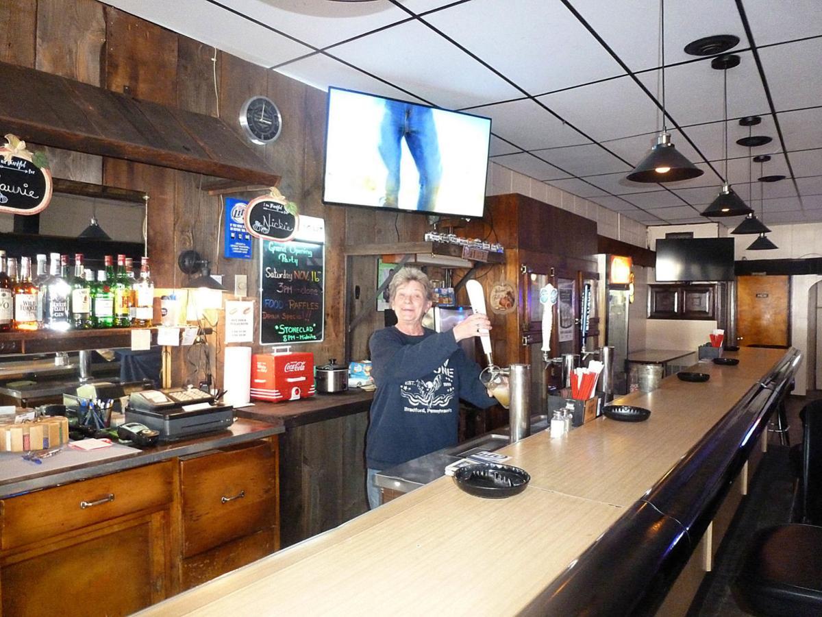 New owners renovating East Bradford's New Keystone
