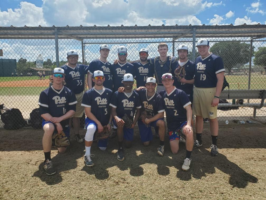 UPB baseball's 12 seniors