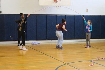 RA Jump Rope for Heart