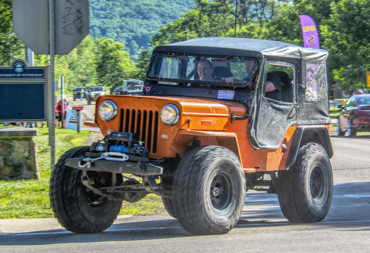 2019 Penn's Woods Jeep Jamboree