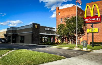The Bradford franchise of McDonald's has brought in staff from nearby New York area franchises to remain in operation while they recover from a mass employee walk out over the weekend.