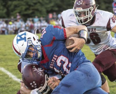 Week 1 football notebook: Kane makes a playoff-worthy statement
