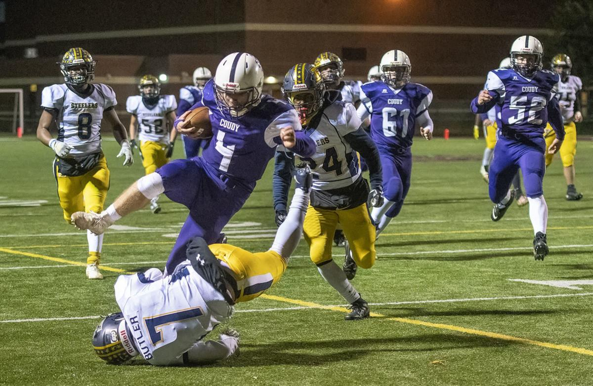 Coudy's offense falters in 28-0 PIAA loss to Farrell