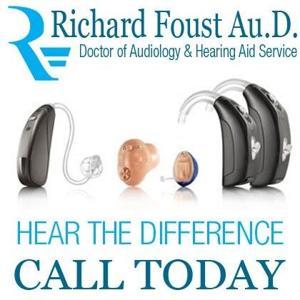 Richard Foust, Au.D. - Image 1