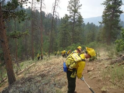Colorado gets help from PA forest firefighters