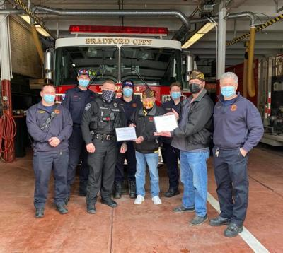 Pa. VFW honor Bradford police, firefighters for Front Line Workers Day
