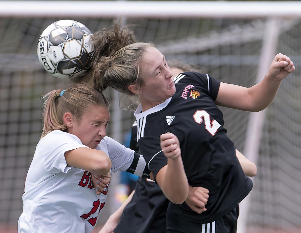Bradford/Meadville girls soccer 1