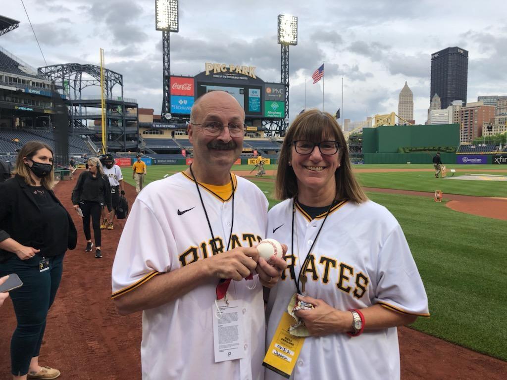 Brett and Jeannine Schoenecker