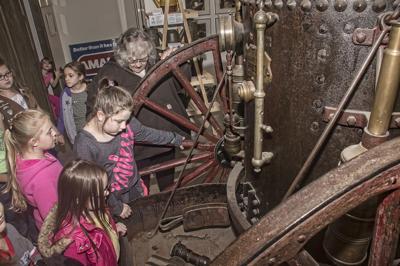 Penn Brad Oil Museum open house