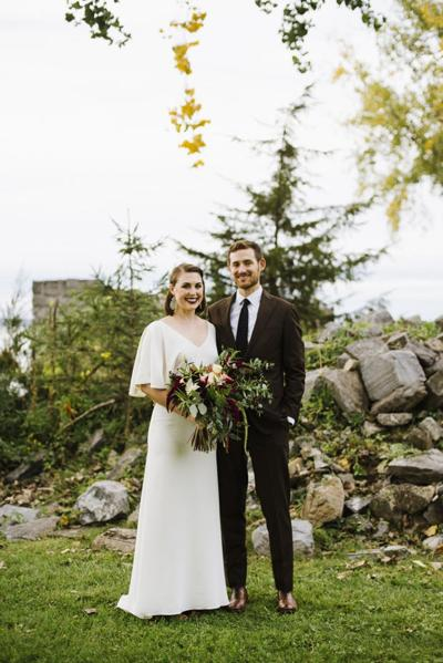 Luciano, Riester wed at Inns of Aurora on Cayuga Lake
