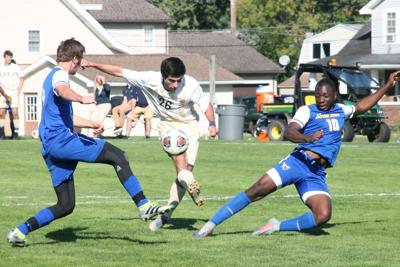 UPB men's soccer tops Alfred State 4-0 to continue strong season