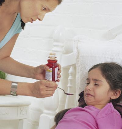 Mon Fam Medicine Child