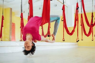 Aerial Fitness