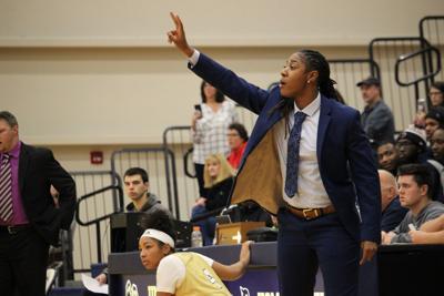 Hall steps down as UPB women's hoops coach; Owens named interim