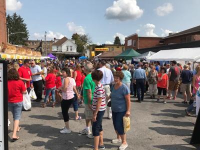 Bavarian Fall Fest in St. Marys celebrating 10th anniversary