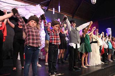 Bradford Little Theatre's Kids Summer Camp
