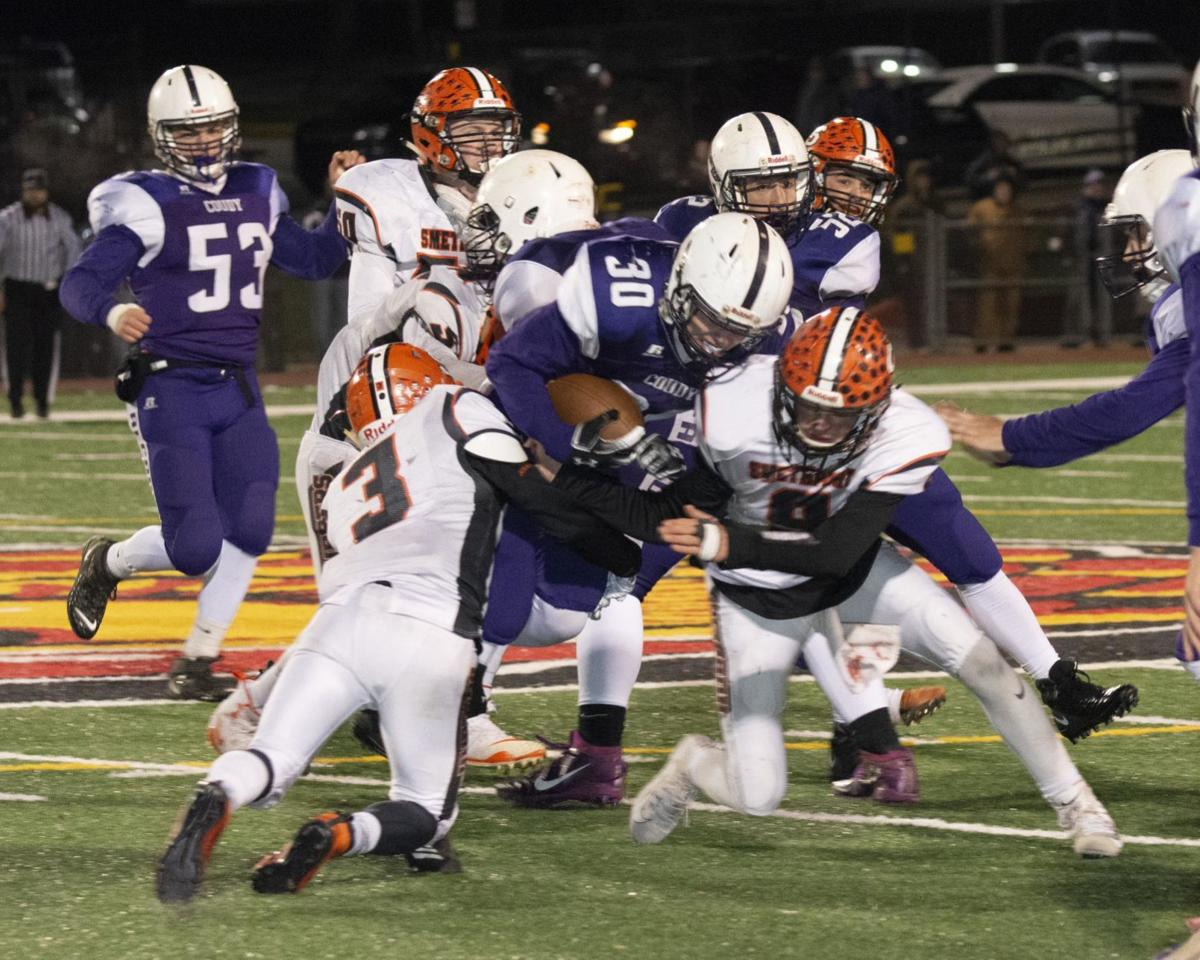 Coudy runs past Smethport in second half to secure title berth