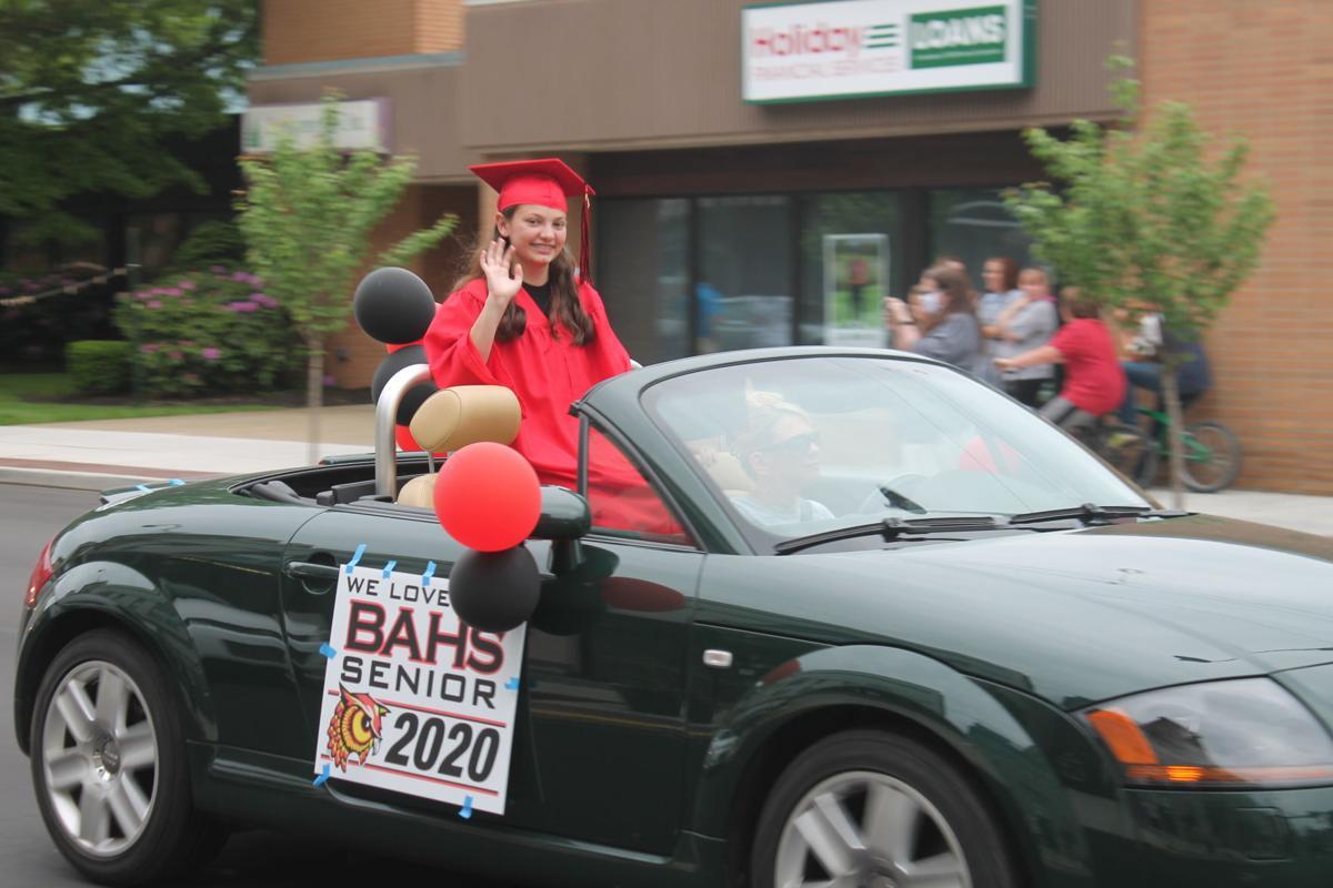 BAHS graduation