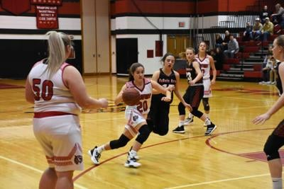 Poor shooting dooms Bradford girls in 50-38 loss to DuBois