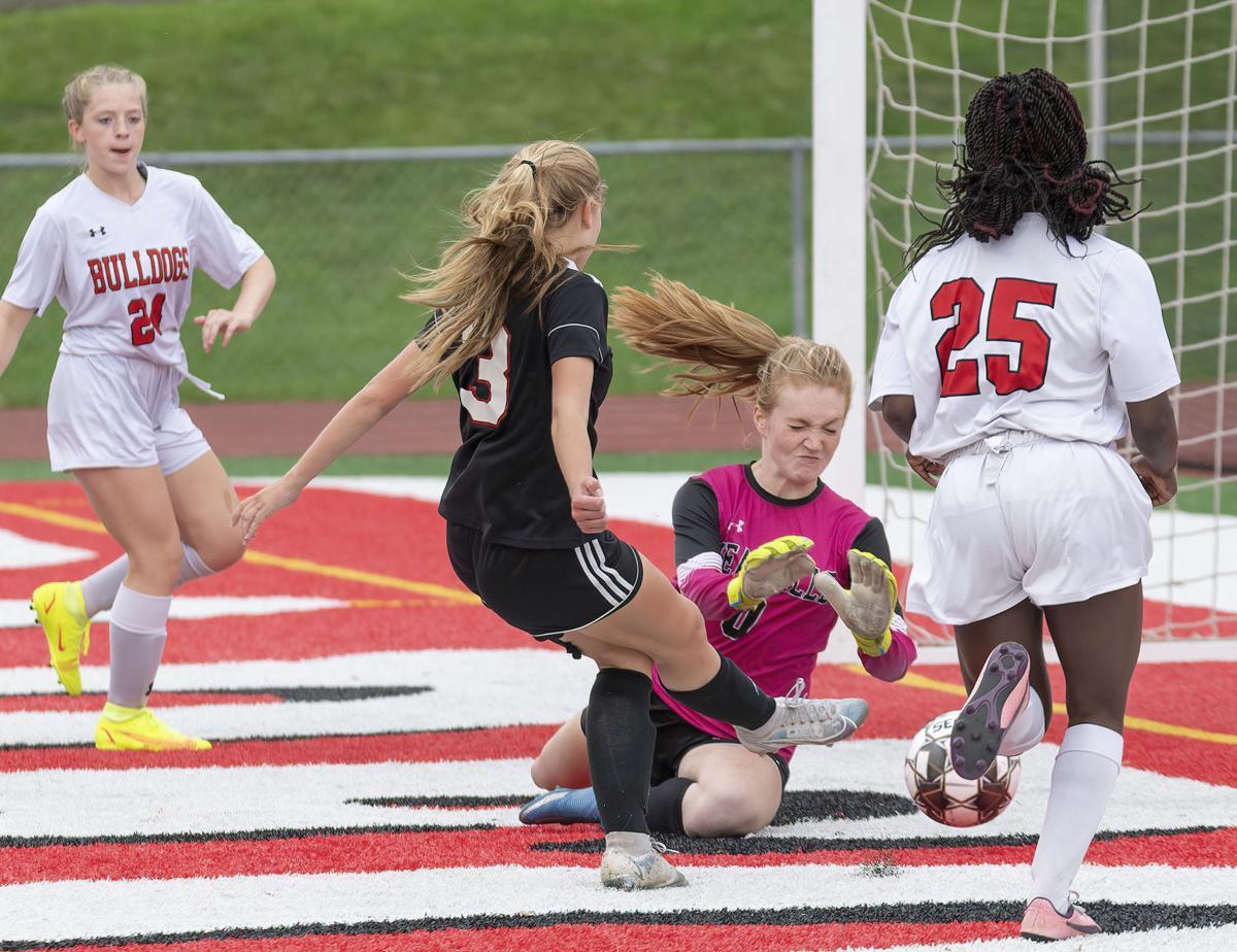 Bradford/Meadville girls soccer 2