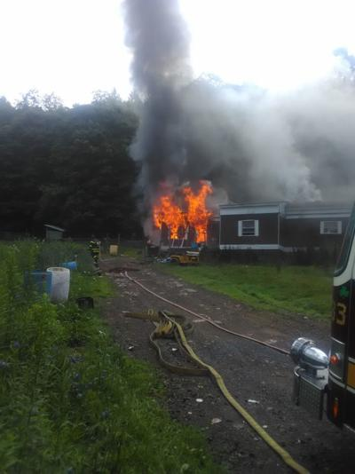 Eschrich charged with arson for July blaze in Annin Twp.