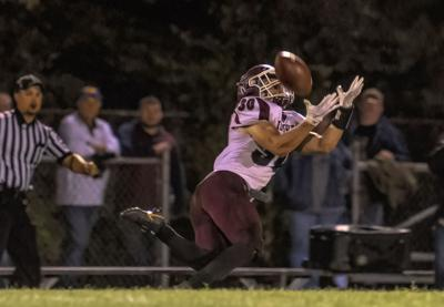 Bradford strives to keep pace with Ridgway tonight in Johnsonburg