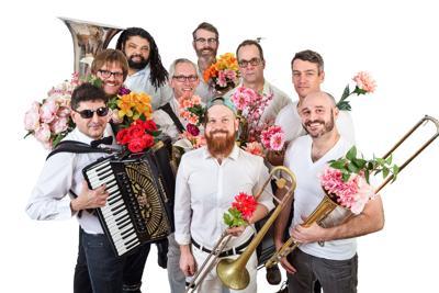 Slavic Soul Party! to perform at St. Bonaventure's Quick Center