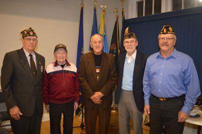 Smethport American Legions hears veterans' stories